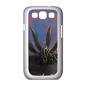 Naruto Samsung Galaxy S3 9300 Cell Phone Case White gift zhm004-9310936
