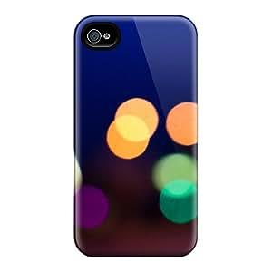 Cute High Quality Iphone 4/4s Pasadena Bokeh Case
