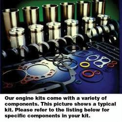 Engine Rebuild Kit, Allis Chalmers 649 Diesel, New -  ATI Products, Inc., 103572-EFI