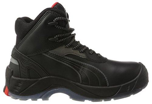 Taglia Sicurezza Pioneer Unisex Di negro Negro 40 Puma nbsp;src Scarpe 202 Mid Adulto S3 gdnzwxY