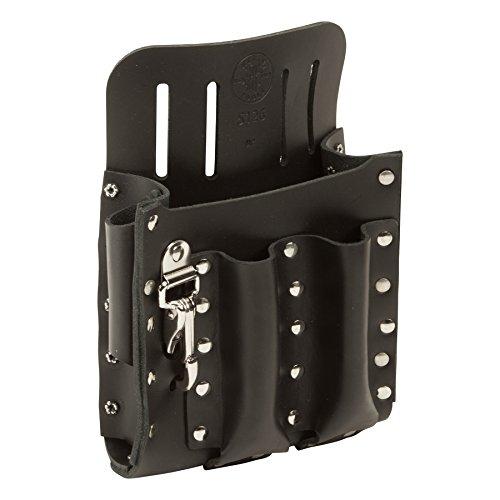 Klein Tools 5126 Leather 5 Pocket