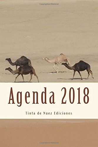 Agenda 2018 (Spanish Edition): Tinta de Nuez Ediciones ...