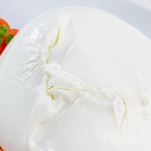 Mozzarellona di Bufala da 1 Kg (Zizzettona) - De una sola pieza 3 Kg: Amazon.es: Alimentación y bebidas