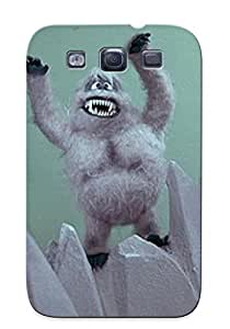 Bowerxqtmf Scratch-free Phone Case For Galaxy S3- Retail Packaging - Monster Inc Now Monster