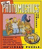 "Photomosaics ""The Simpsons"" 1000 Piece Jigsaw Puzzle"