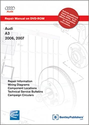 a8p6 audi a3 2006-2009 repair manual on dvd-rom: manufacturer: amazon com:  books