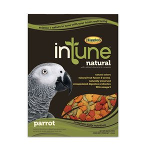 HIGGINS 466255 Higg Intune Food for Parrot, 40-Pound by Higgins