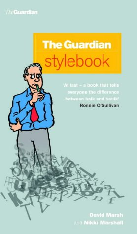 The Guardian Stylebook PDF