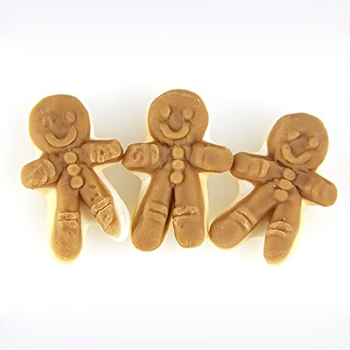 Gummi Gingerbread Men 4.4 pounds ginger bread (Gingerbread Candy)