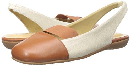 Zapato Trotters De Mujeres Natural Piso luggage Talla O5q15w