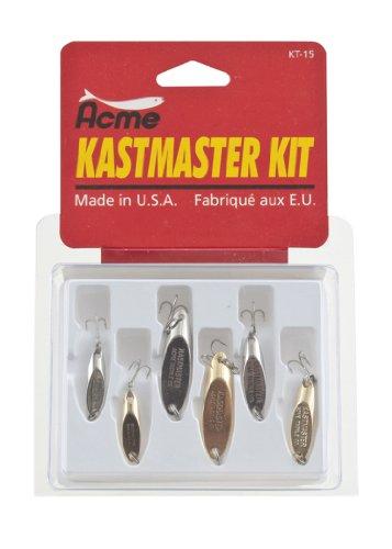 acme Kastmaster Tackle Kit