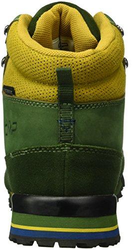 CMP 3Q49557, Scarpe da Trekking e da Passeggiata Uomo Verde (Leaf F953)