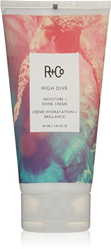 R+Co High Dive Moisture & Shine Créme, 5  Fl Oz (Treatment Finishing Balm)