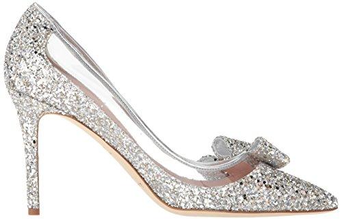 Silver Lizzi Gold York Pump Women's Spade Kate Glitter New awxYqzzvg