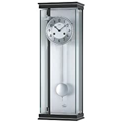 Regulator wall clock, 14 day running time from AMS AM R2712/11