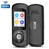 Smart Language Translator Device, Real Time Instant Two Way Translation, Voice Translator WiFi or 4G 2.0Inch IPS Capacitive Touch Screen Support 45 Language for Learning Travel Business Shopping