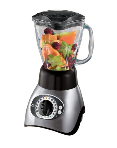14 SPEED GLASS JAR BLENDER: Amazon.es: Hogar