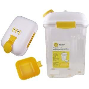 Wilton 2103-1092 Flour/Sugar Container