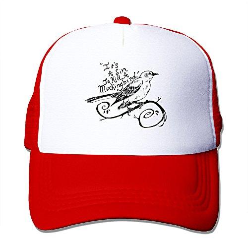 It S A Sin To Kill A Mockingbird Cool Hat