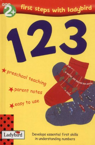 Download First Steps 123 Reader (First Steps with Ladybird) pdf epub