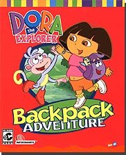 Dora the Explorer Backpack (PC)