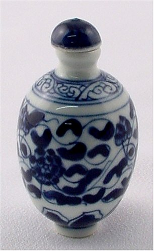 Porcelain Snuff Bottle - 1