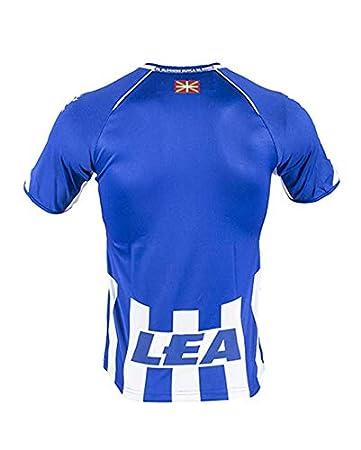 KELME Camiseta Alaves 1ª Equipacion 18/19 fútbol, Unisex niños: Amazon.es: Deportes y aire libre