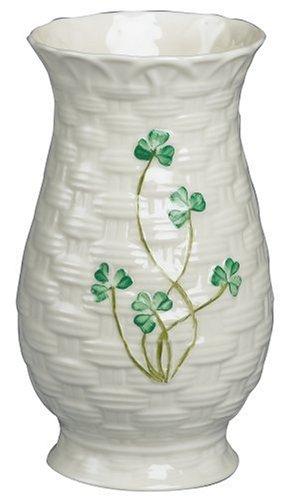 Amazon Belleek Kylemore 7 Inch Vase Home Kitchen