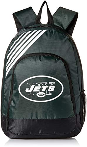New York Jets Border Stripe Backpack (New York Border)