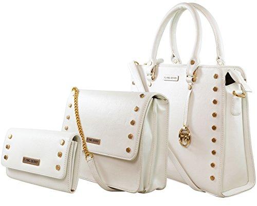 FLYING BERRY Women's Handbag Combo (Set of 3)(PREMIUM EDITION)