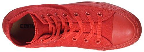Converse Hohe Rot Monocrome 36 Sneaker All EU Unisex Star Hi Erwachsene Grün HSwqHr7