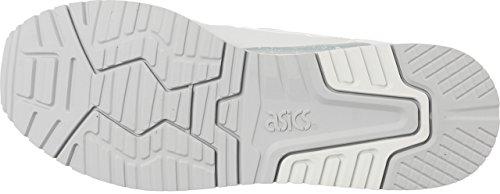 Zapatillas Lyte Blanco deporte de III Gel Blanco Asics Ns zqUrzZwF4