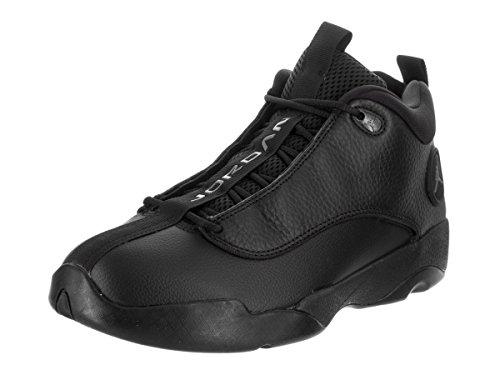 Jordan Mens Jumpman Pro Quick, Black dark grey, Size 9.5 by Jordan