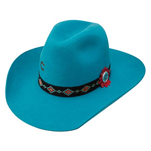 Wild Tribe - Wool Cowboy Hat