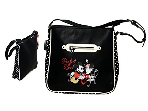 Disney Minnie e Topolino linea Kiss Shopper