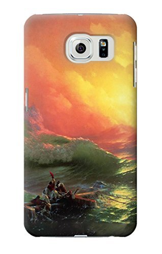 R2193 Ivan Aivazovsky The Ninth Wave Case Cover For Samsung Galaxy S6 Edge Plus