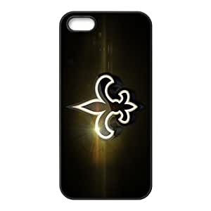 Custom New Orleans Saints Back Cover Case For Sam Sung Galaxy S5 Cover JN5S-1726