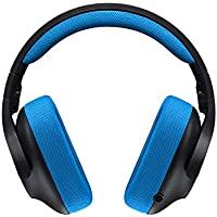 Logitech G233 Over-Ear Wired Gaming Headphones