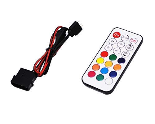 EZDIY-FAB RGB Remote Control for ARGB Hatsink and