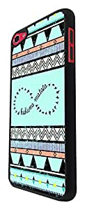 591 - hakuna matata blue infinity Design For apple ipod Touch 6 Fashion Trend CASE Back COVER Plastic&Thin Metal