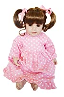 My Brittany's Pink Star Nightgown for 20 inch Adora Dolls- Middleton Dolls- Doll Clothes Only