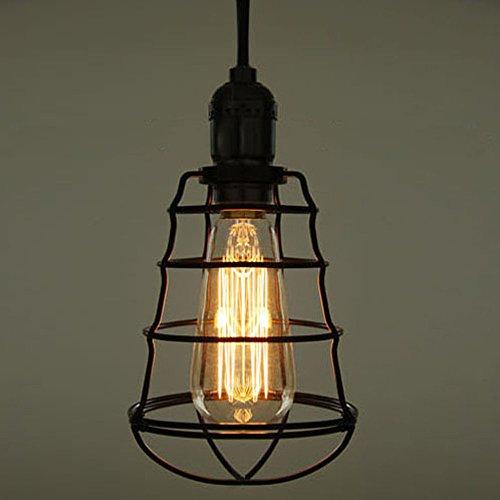 SUSUO Lighting Iron Pendant Chandelier Industrial Loft Rustic ...