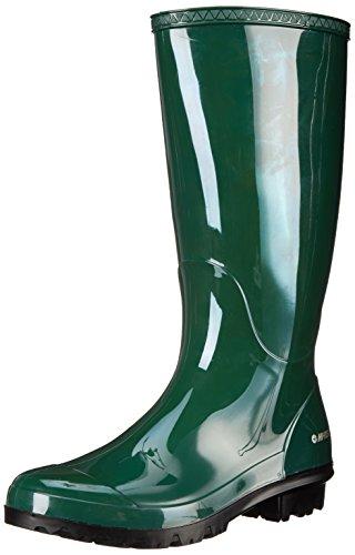 Hi-tec Womens Paddington Rain Boot Green