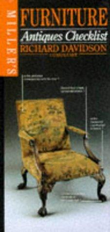 Miller's Antique Checklist: Furniture (Miller's Antiques Checklist)