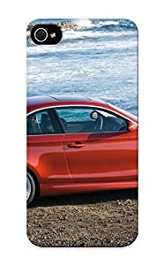 Flexible Tpu Back Case Cover For Iphone 5/5s - Bmw 135i Coupe