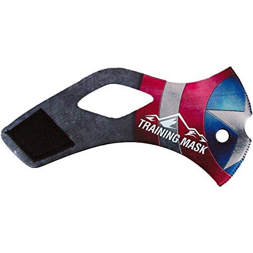 Elevation Training Mask 2.0 Merica Sleeve - Red-White-Blue - Large