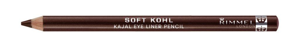Rimmel Soft Kohl Kajal Eye Liner Pencil, Sable Brown, 1 ea