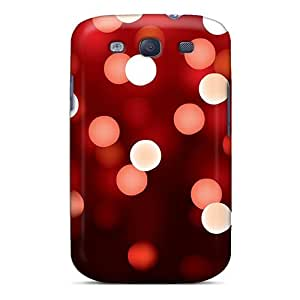 Awesome Design Red Blood Cells Hard Cases Covers For Galaxy S3