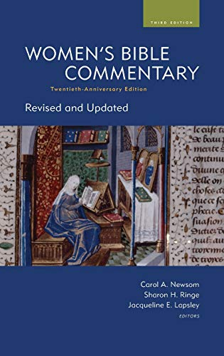 Women's Bible Commentary, Third Edition: Revised and Updated (Mall In Westminster)