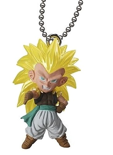 Bleach Chibi Keychain - Bandai Dragon Ball Z UDM Burst 5 Aprox 2